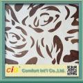 2015 nouvelle conception vente chaude Polyester Acrylique Chenille Tissu d'ameublement Velours Canapé Tissu