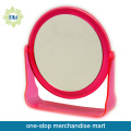 the small decorative personal  mirror