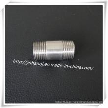 Conector de rosca de parafuso de aço inoxidável