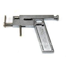 Piercing arma de acero de oído y cuerpo piercing herramienta