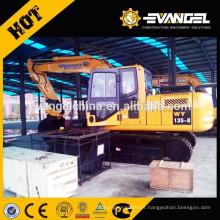 Excavatrice hydraulique WY135-8 de Diggers de haute qualité de 12 tonnes