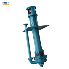 Vertical suction centrifugal sand pump