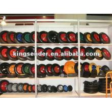 (PR1627) ruedas de goma para juguetes