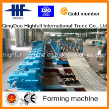 Scaffolding Platform Side Board Roll Former Ship Foot Pedal Roll Forming Machine