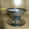 SS304 Dripper Kopi Stainless Steel