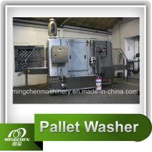 Machine à laver de cages de chiffre d'affaires / couvercles de caisses de retournement