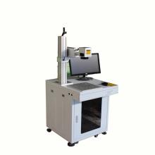 Máquina de marcação a laser de prata e bronze para jóias