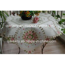 Pink Rose Table Cloth St1729
