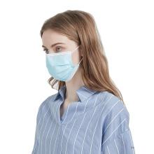 Masque facial jetable à 3 plis de certification CE pour les enfants