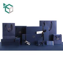 2018 Qualitäts-Fabrikpreis-kundengebundene Verpacken-gesetzte Papierkästen für einen Satz