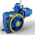 SHANGHAI GIE elevator motor traction machine GM-185