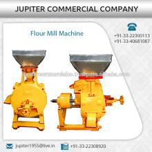 Máquina de moinho de farinha de melhor qualidade disponível para exportação a granel