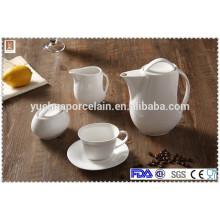 ECO-Friendly vasos de té de cerámica de cerámica, juego de café de té venta