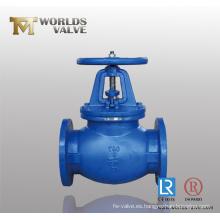 Válvula de globo de clase 150 Wcb