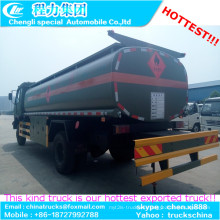 8.5tons-14tons Dongfeng 4 X 2 LHD Rhd militar combustible Diesel camión