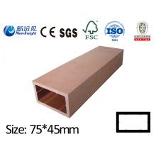 WPC Plank mit SGS CE Fsc ISO für Pergola Strahl Garten Plank für Zaun Bank Dusbin Decking Lhma112