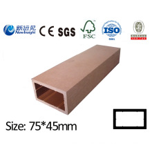 WPC Plank with SGS CE Fsc ISO for Pergola Beam Garden Plank for Fence Bench Dusbin Decking Lhma112