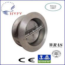 Good Quality Hot Sale flange spring loaded check valve