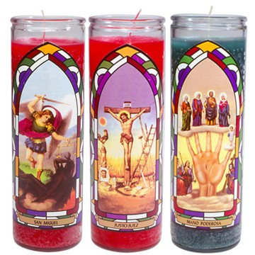 Mexican Candles Mexican Church Candles