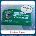 3MM PVC Board Signs dengan Full Color Printing