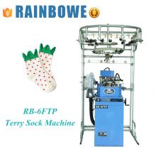2017 neue design China hersteller socken strickmaschine automatische flache maschine gerade stricken