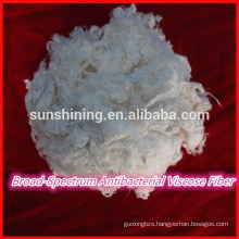 Antibacterial Viscose Staple Fiber