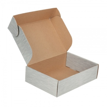 Popular Design for Apparel Paper Box Corrugated paper clothes packaging box supply to Russian Federation Importers