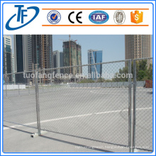 Direct sale galvanized mobile temporary fence,Color optional,Professional manufacturer