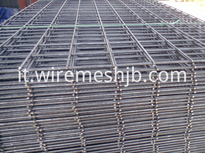 2''x 2'' Welded Wire Mesh Panel