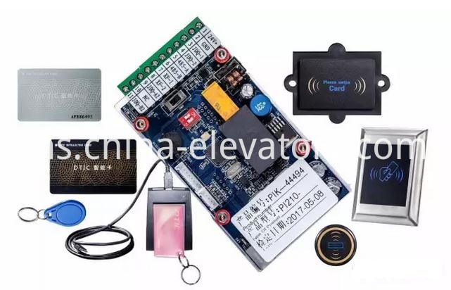 IC Card Access Control System for Elevators