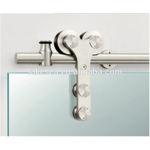 Stainless Steel Sliding Door Hardware With Soft Close Damper For Door Fittings