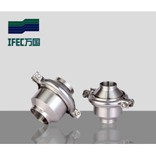 Sanitary Threaded Check Valve (IFEC-ZH100004)