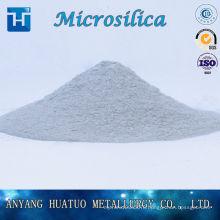 Quartz powder for concrete and mortar