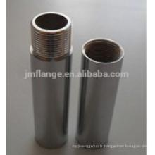 Acier au carbone Long Nipple / Pipe Nipple