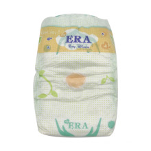 Best Quality Super Absorbent Cheap Breathable Tape Diaper Cute Daily Baby Nappy Diaper