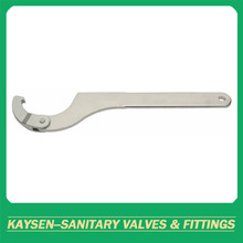 3A Sanitary spanner wrenches