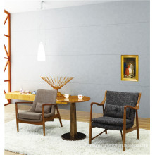 Luxury Solid Wood Restaurant Table and Chair for Hotel (FOH-BCA36)