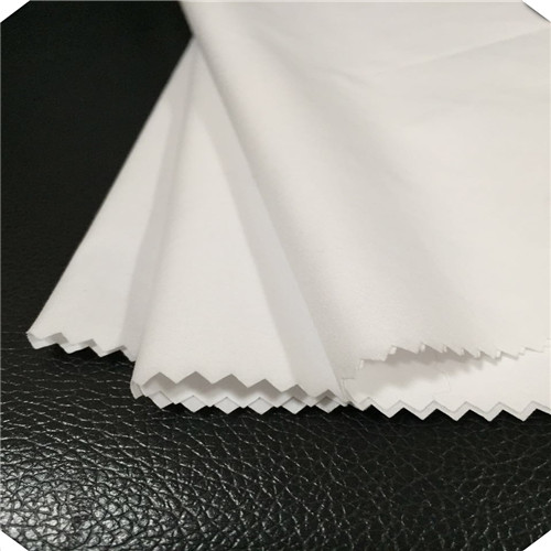 TC plain woven shirt fabric