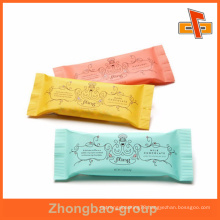 Food grade heat seal plastic ice cream bag manufacturer with QS license
