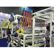 Équipement de fabrication de film plastique PE