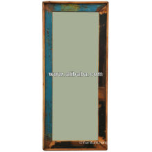 recyle wood mirror frameq