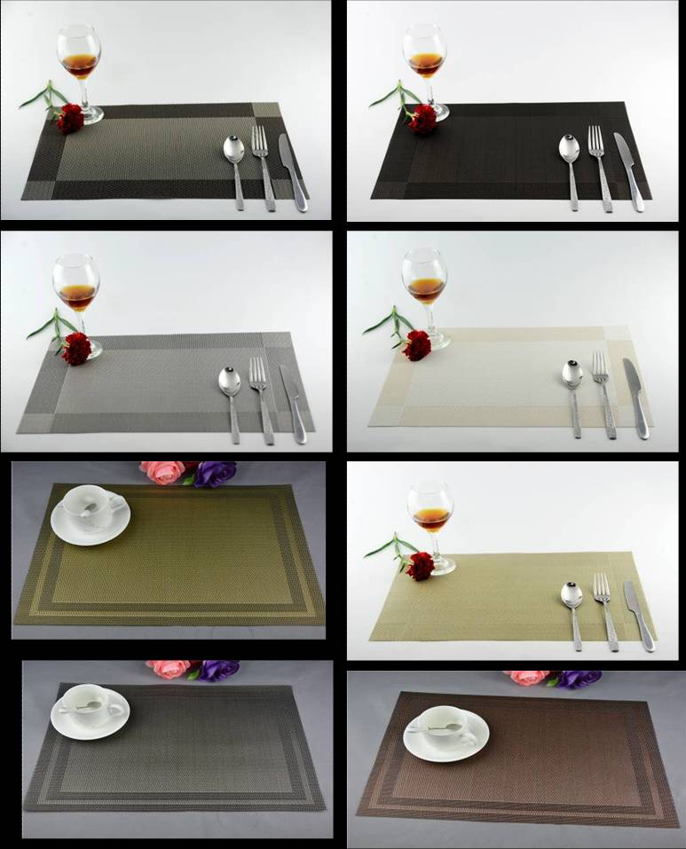 Business eat mat decoration mat series1