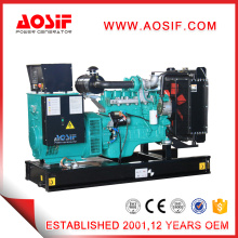 Competitive price best performance industrial used diesel generator 100kw
