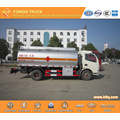 DFAC 4x2 RHD Aluminium Fuel Tanker Truck Capacity 8CBM