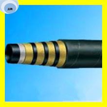 Высочайшее качество Мультиспиральная гидравлический шланг 20023 с EN 856 4ш