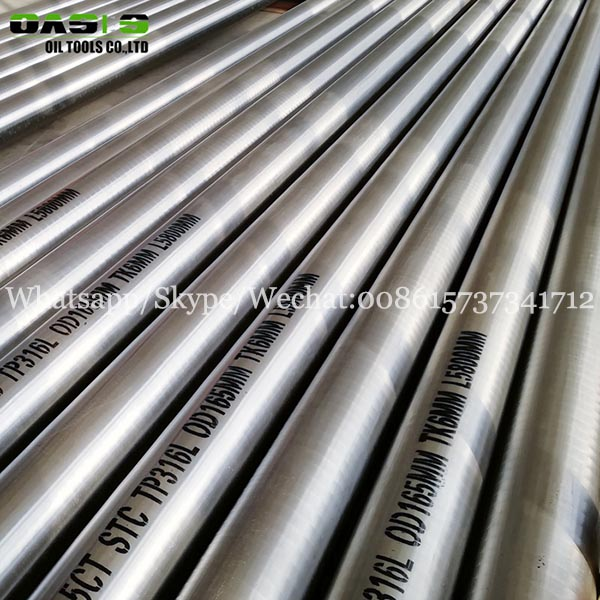 Api 5ct 316l Casing 22