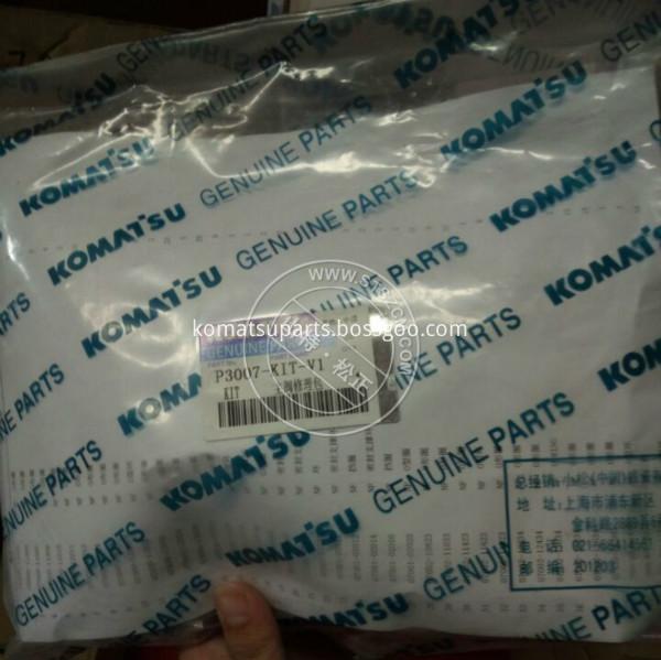 komatsu PC300-7 main control valve seal kit