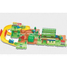 Modernismus Züge Set Spielzeug