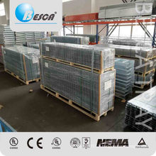 Galvanized Polished Wire Mesh Cable Tray For Cable Support