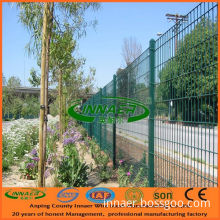 Safety Decoration Welded Wire Mesh Fence